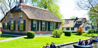 Dutch village will leave you Thrilled