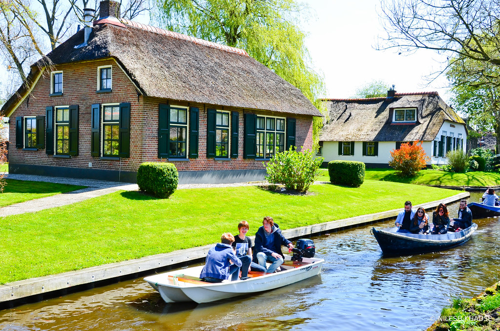 Dutch village will leave you Thrilled!