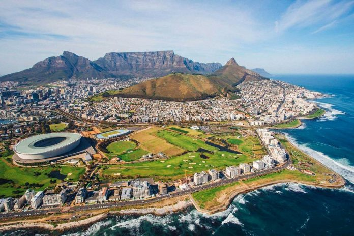 Travel to Cape Town South Africa!