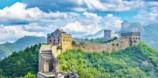The most beautiful tourist attractions in China