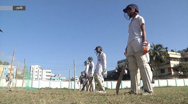 Cricketer selection process completed in Feni