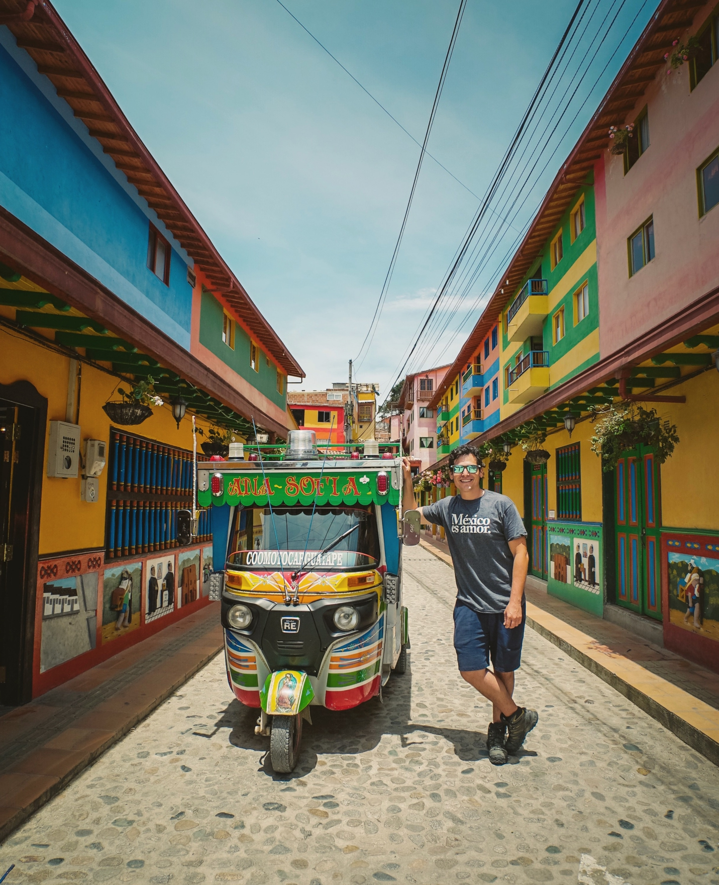 My impressions of Colombia