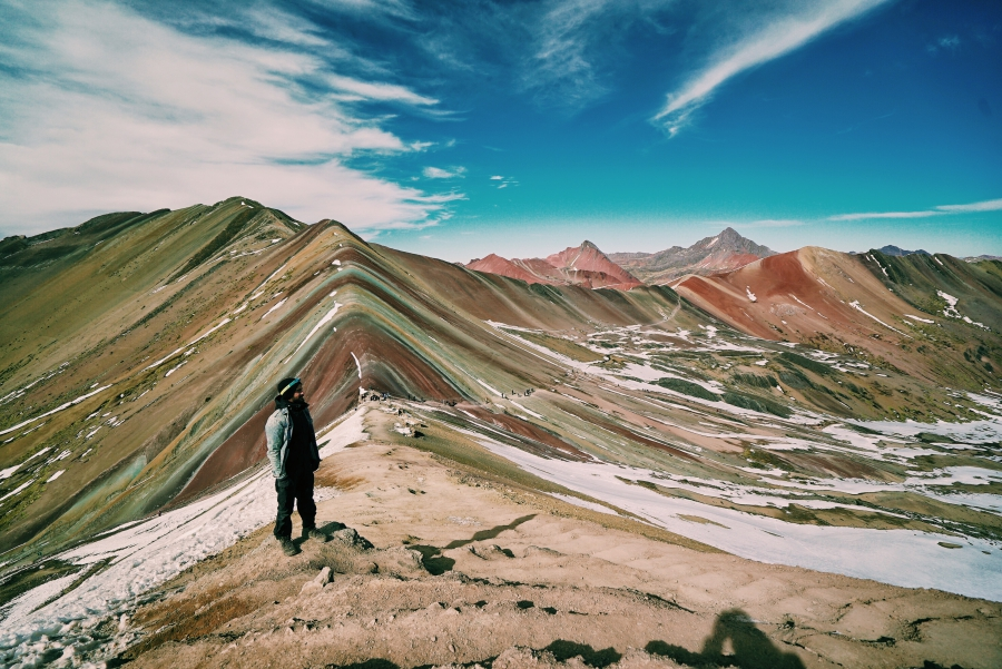 Every thing it's worth while to know to go to the Rainbow Mountain in Peru