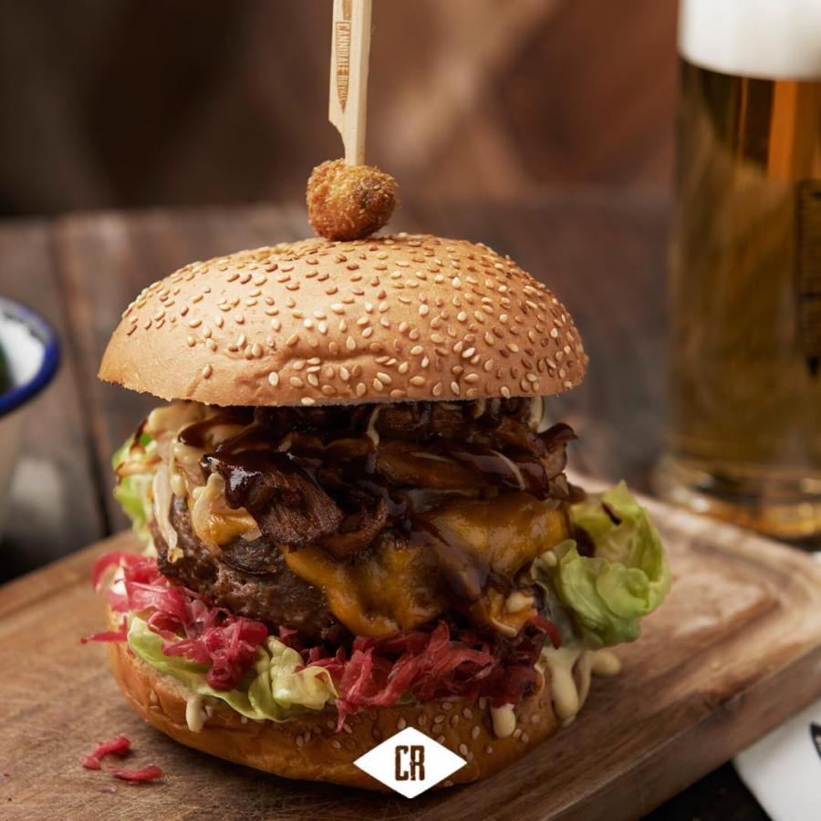My Prime 10 Favorite Burgers within the World