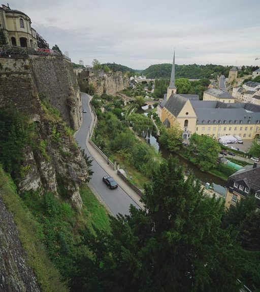 My impressions of Belgium and Luxembourg
