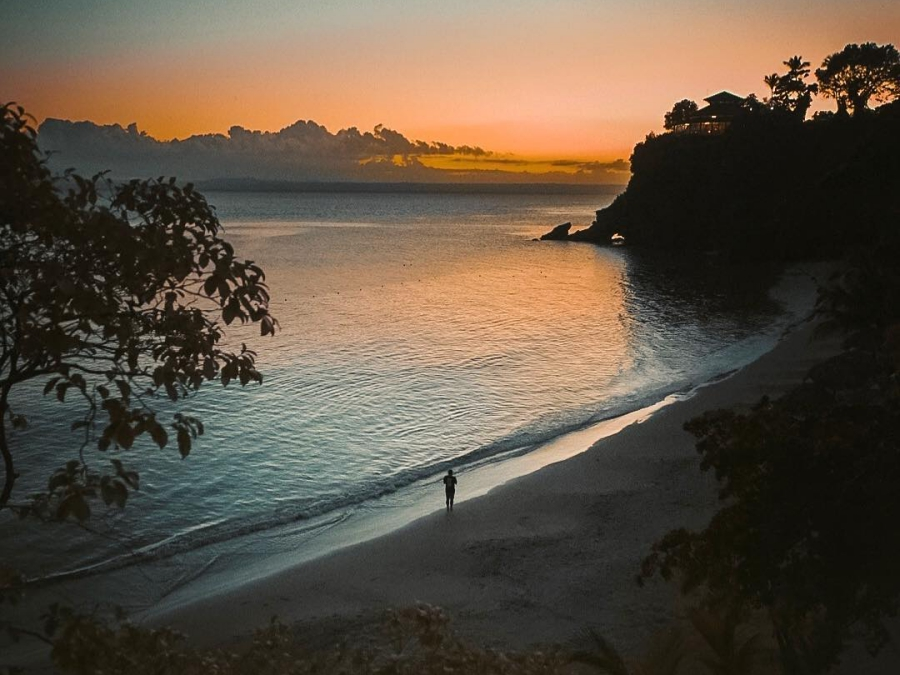 Music to get pleasure from a sunset
